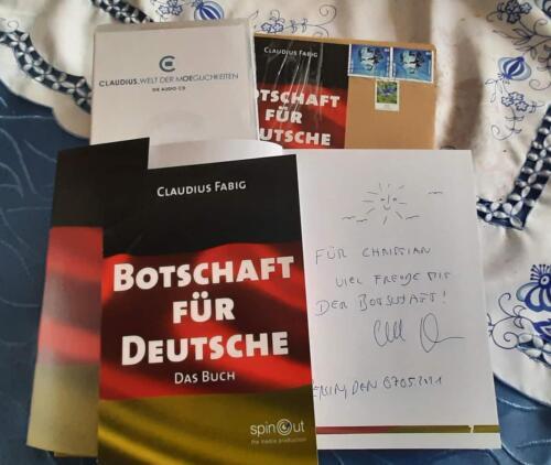 Botschaft für Deutsche
